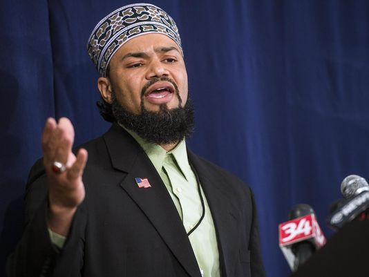 Hussein Adams press conference May 18 2015