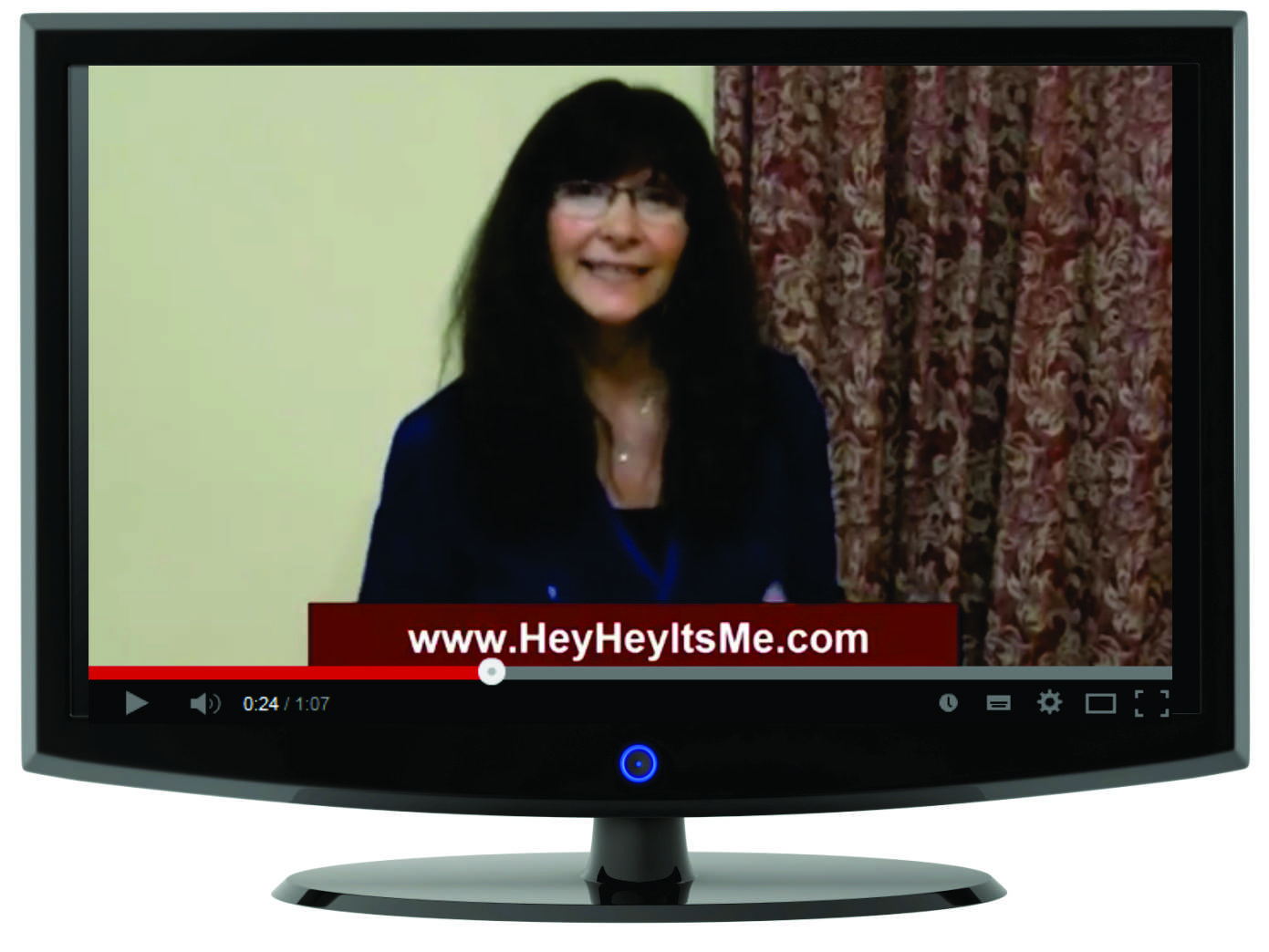 Anna Vidali Psychotherapist & Clinical Hypnotherapist Testimonial of Hey Hey It's Me