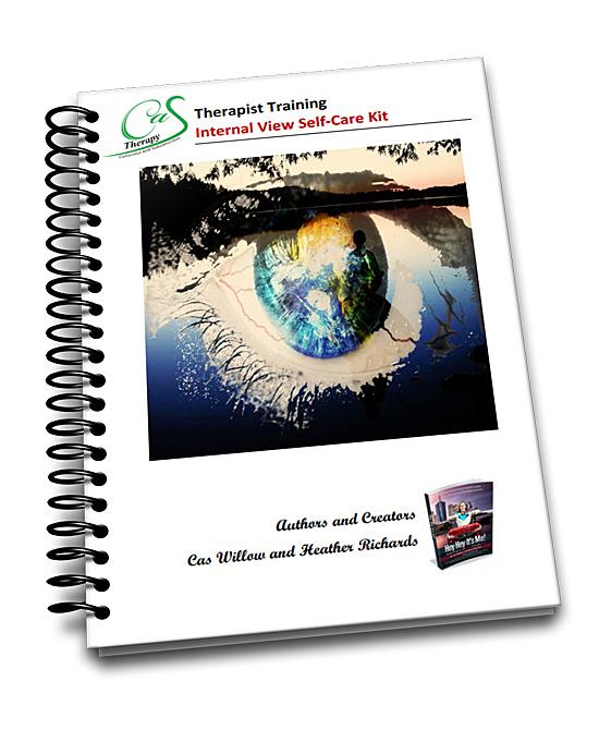 Internal View - Therapist Self-Care Manual