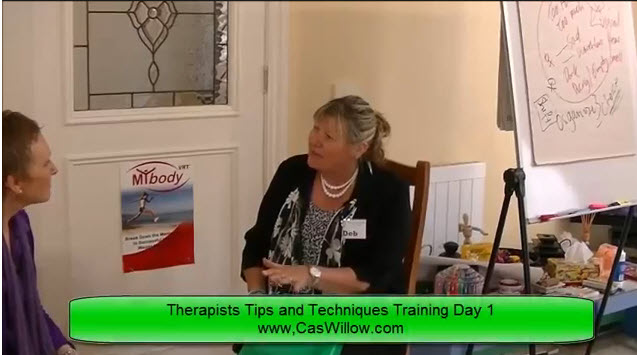 CaS Therapy Tips and Techniques Training Day Testimonial