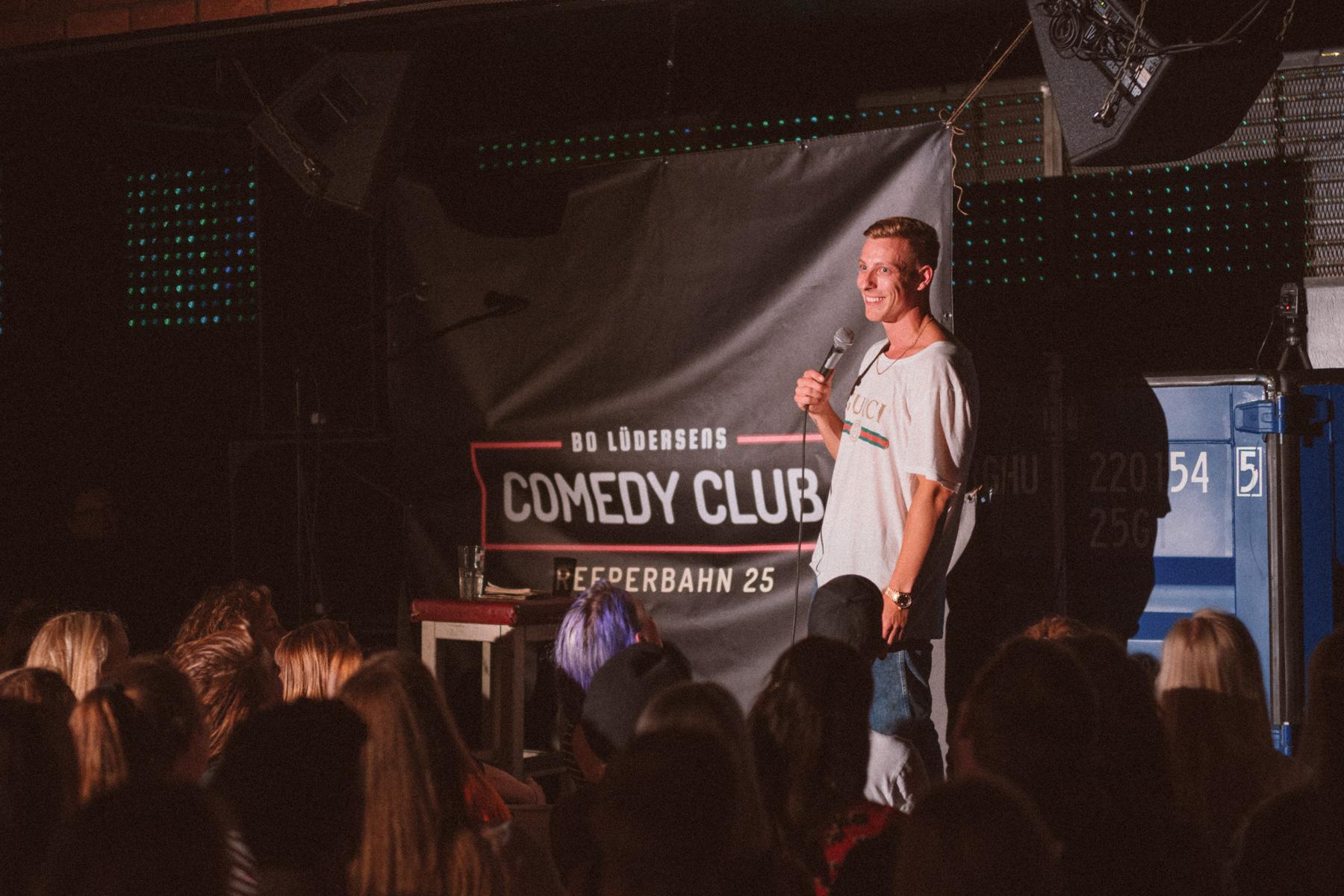 Reeperbahn Comedy Club Felix Lobrecht