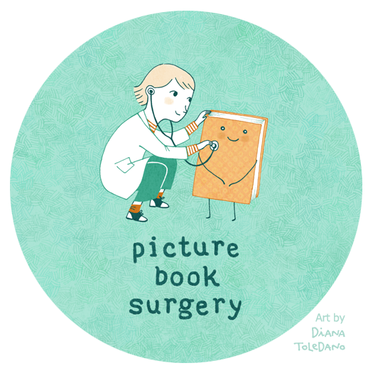 children's book doctor illustration by Diana Toledano