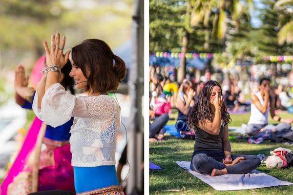 Yoga Day Festival 2018