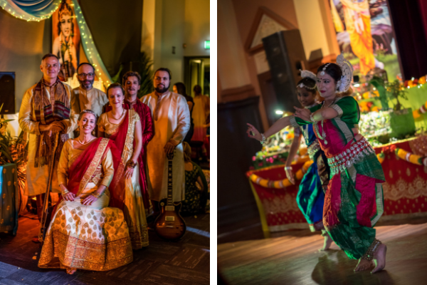 Ashraya, Mahabharata dancers