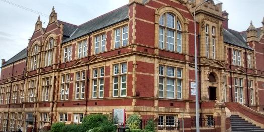chorley library