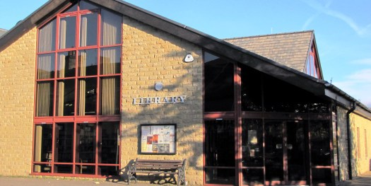great harwood library
