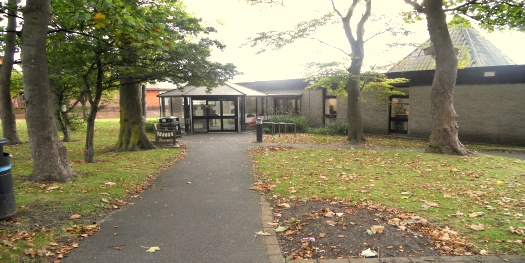 knott end library