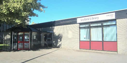 leyland library