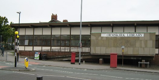 ormskirk library