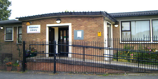 ribbleton library