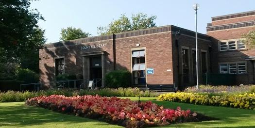 thornton library