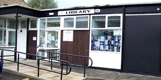 trawden library