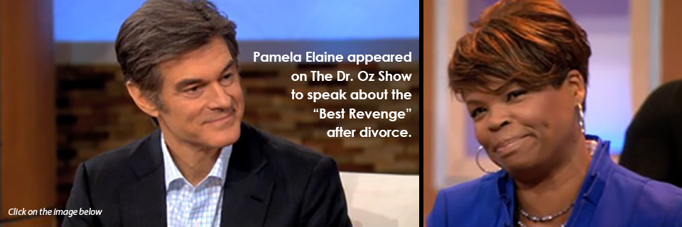 Pamela Elaine on Dr. Oz Show