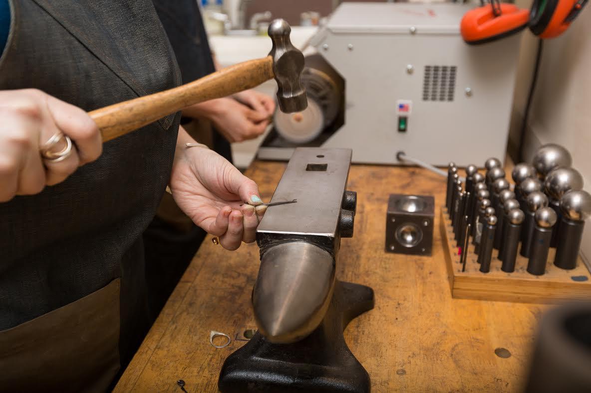 business jewelry handmade DIY class