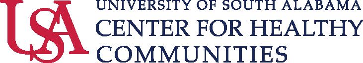 University of South Alabama Center for Healthy Communities Logo