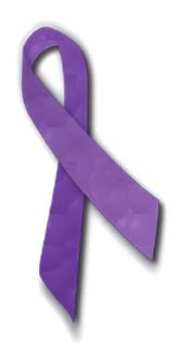 Purpose Overdose Awareness Ribbon