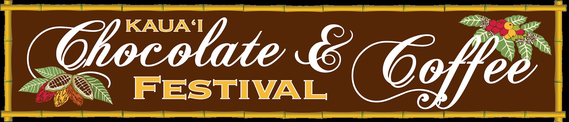 Kauai Chocolate & Coffee Festival logo