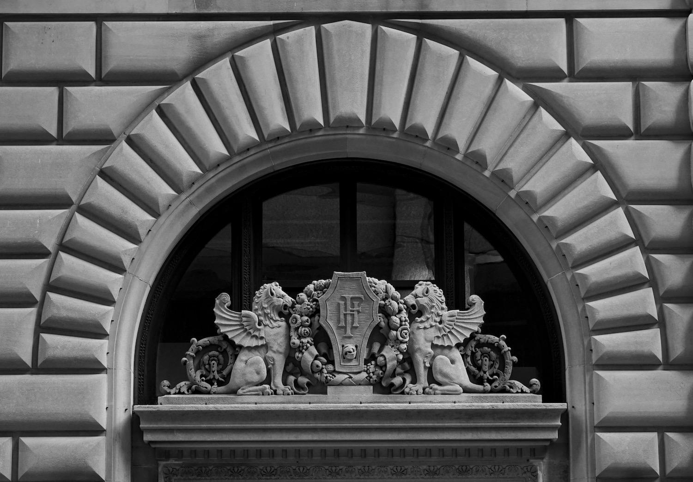 stone doorway detail