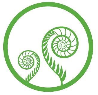 CRC fern logo