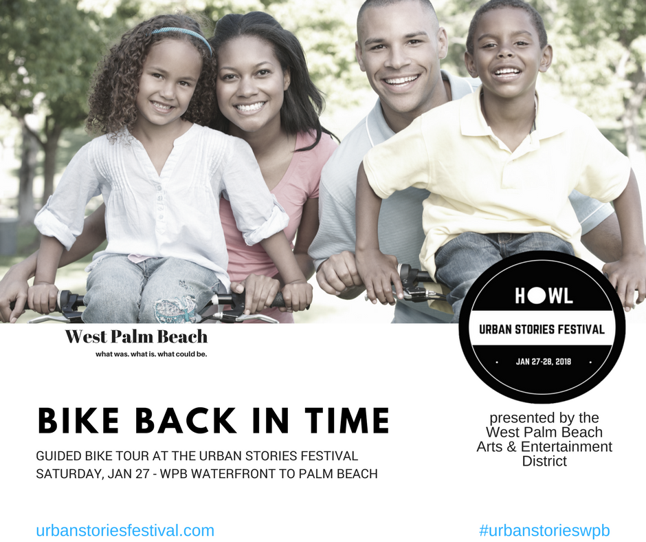 Bike Tour Back in Time - West Palm Beach