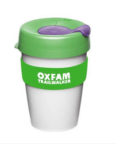 Oxfam Trailwalker Keep Cup