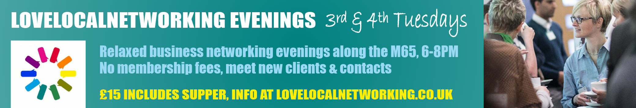 lovelocalnetworking events