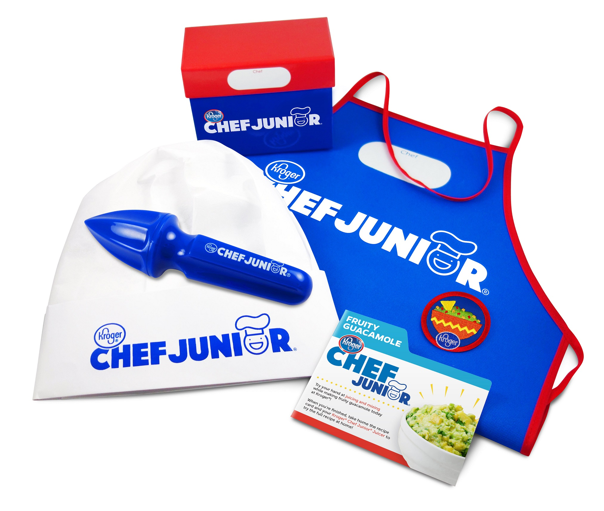 Kroger Chef Junior Fruity Guacamole