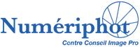 Logo Numeriphot