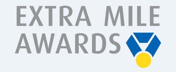 Extra Mile Award Logo