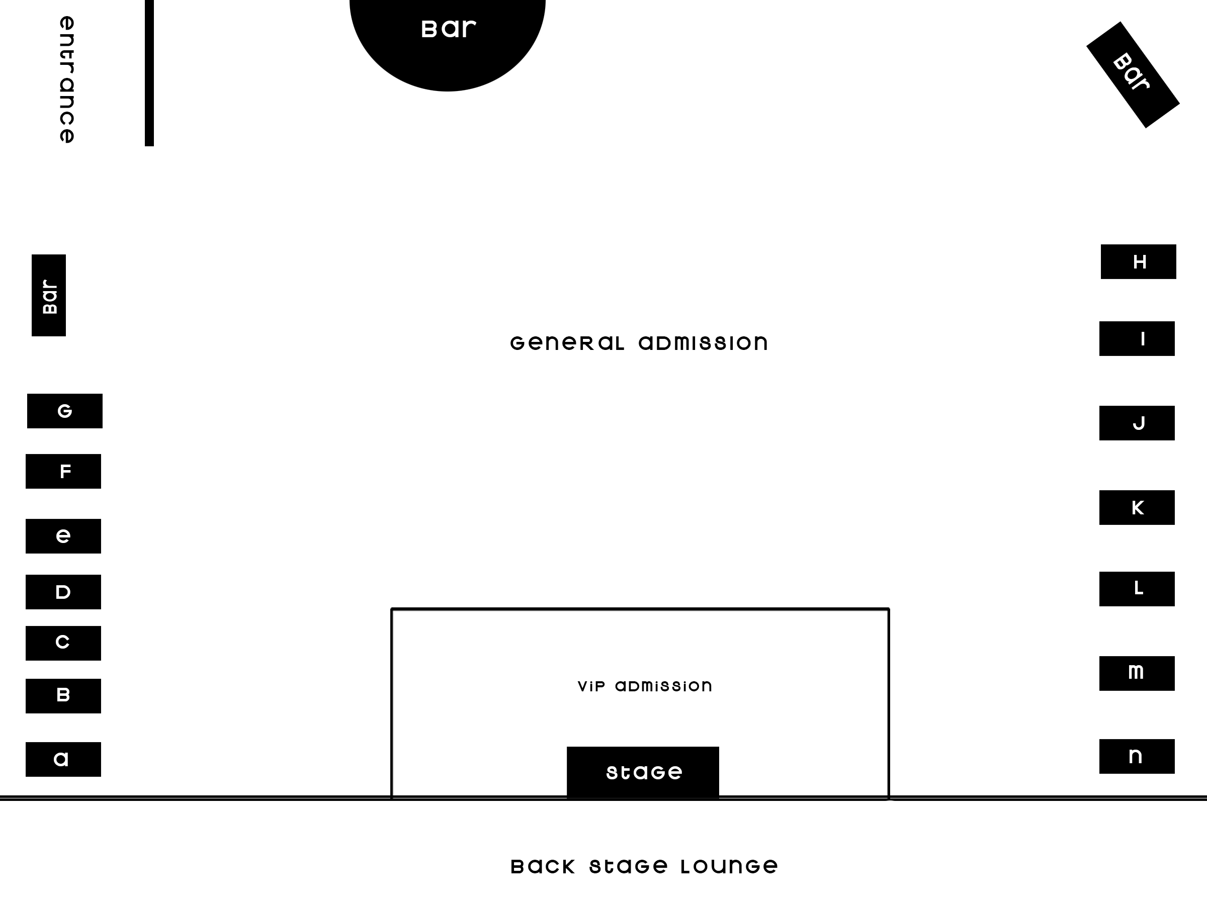 Section Layout for Studio 233