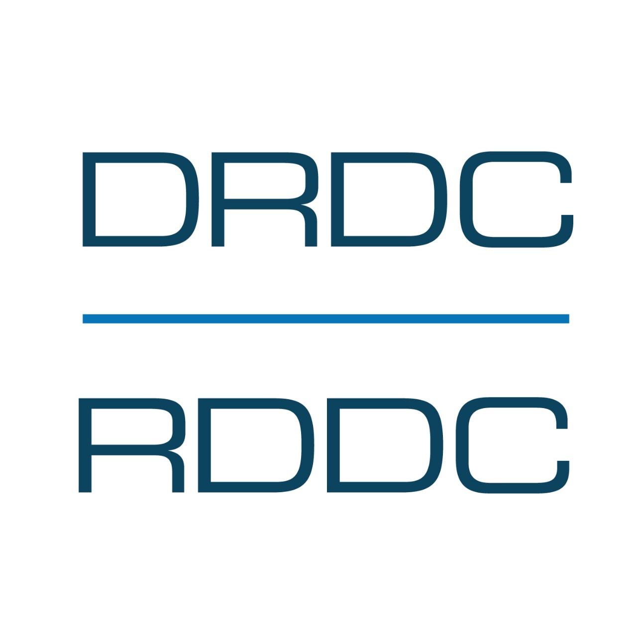 DRDC logo