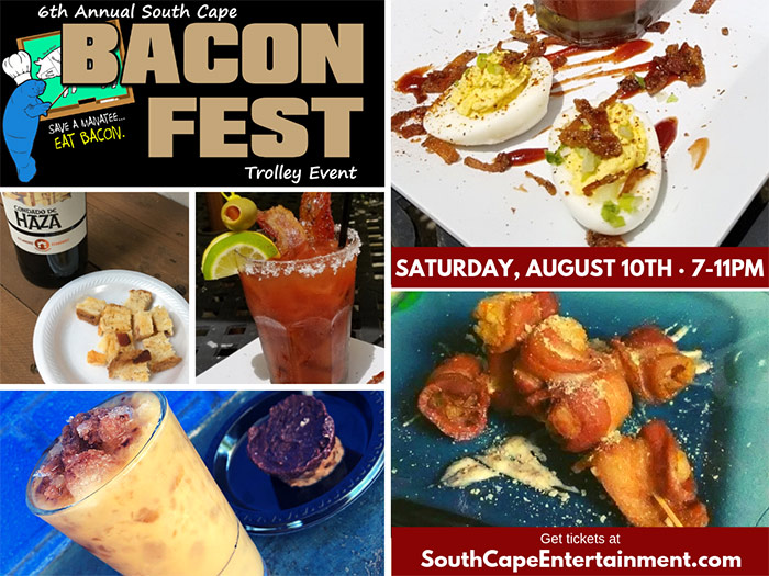 BaconFest is August 10, 2019