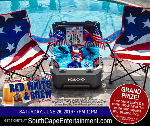 Visit all 12 locations to win the grand prize