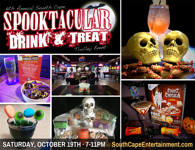 Spooktacular is October 19, 2019