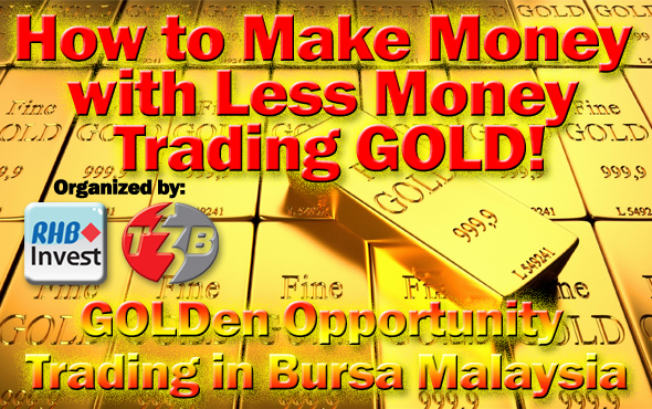 Trading gold options