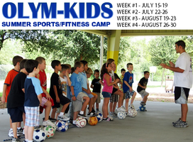 OLYM-KIDS SUMMER CAMPS
