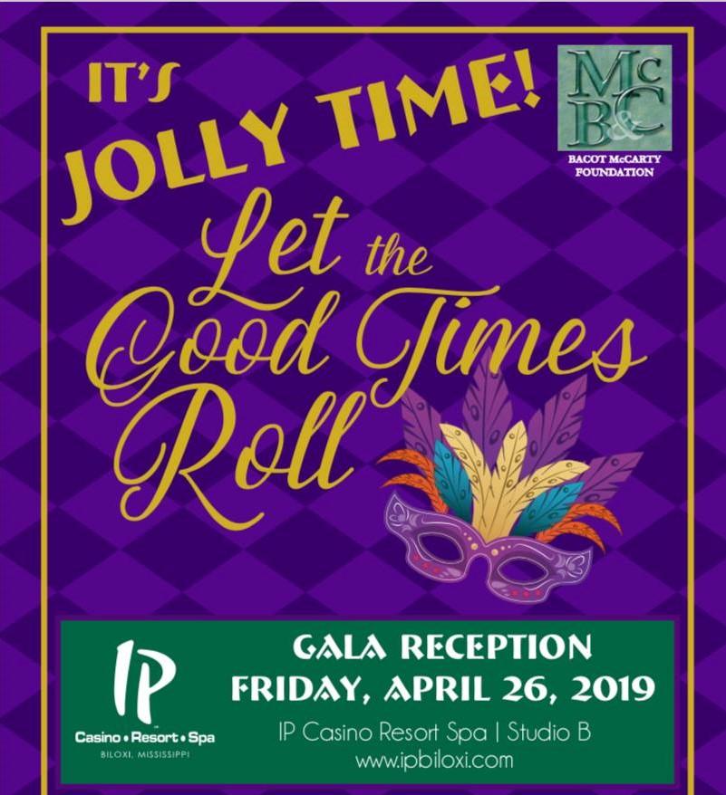 Jolly Gala Poster