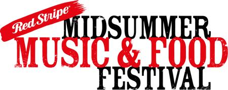 The Red Stripe Midsummer Music & Food Festival