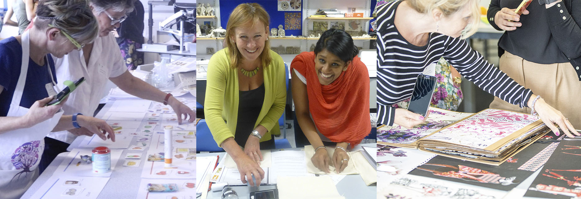 Textiles & Food Teachers Event image