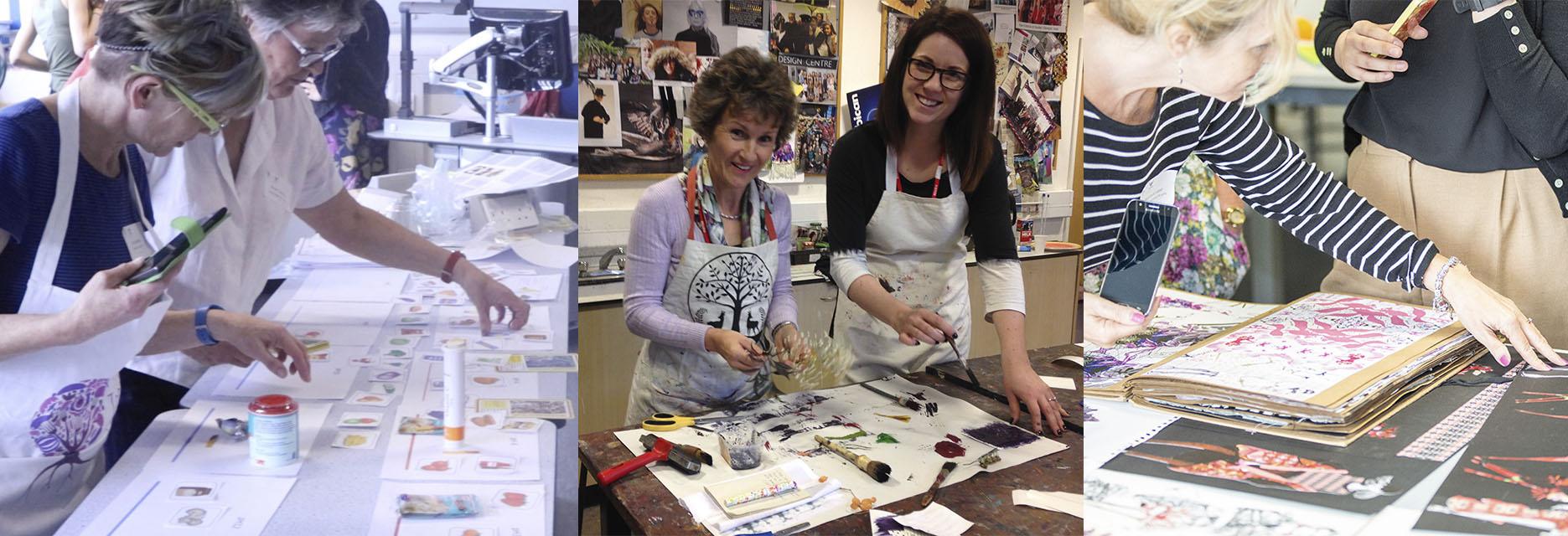 Textiles Skills Academy & Food Teachers Centre event