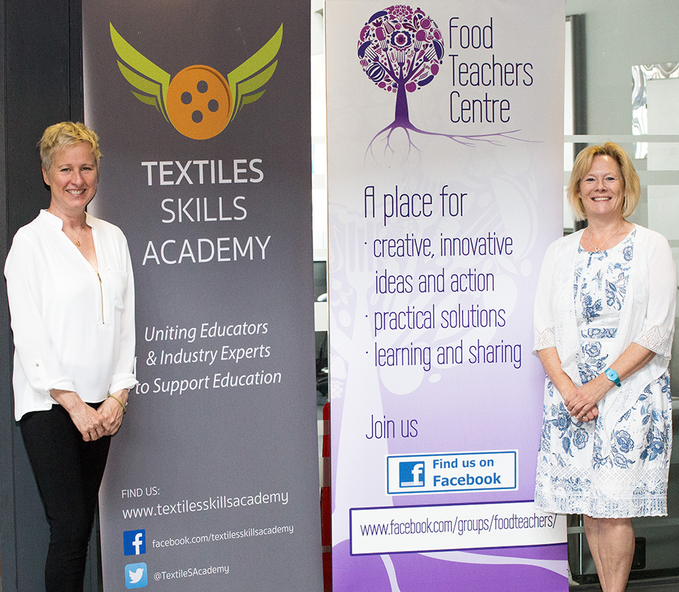 Textiles Skills Academy & Food Teachers Centre Founders