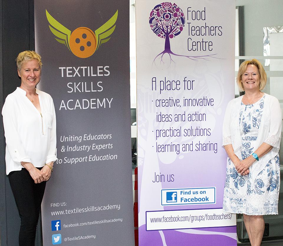Textiles Skills Academy & Food Teachers Centre Founders
