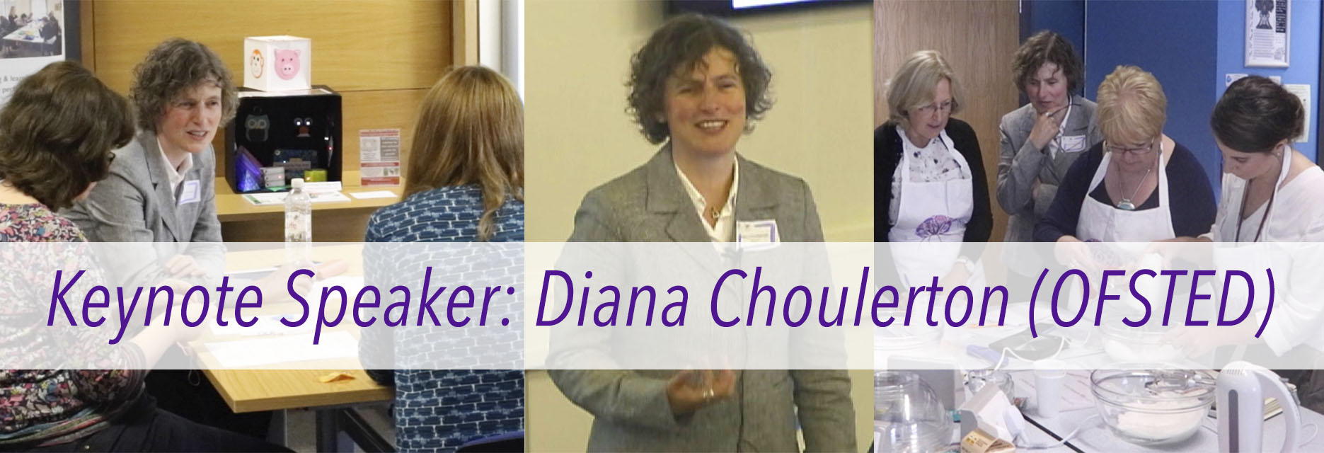 Diana Choulerton - OFSTED