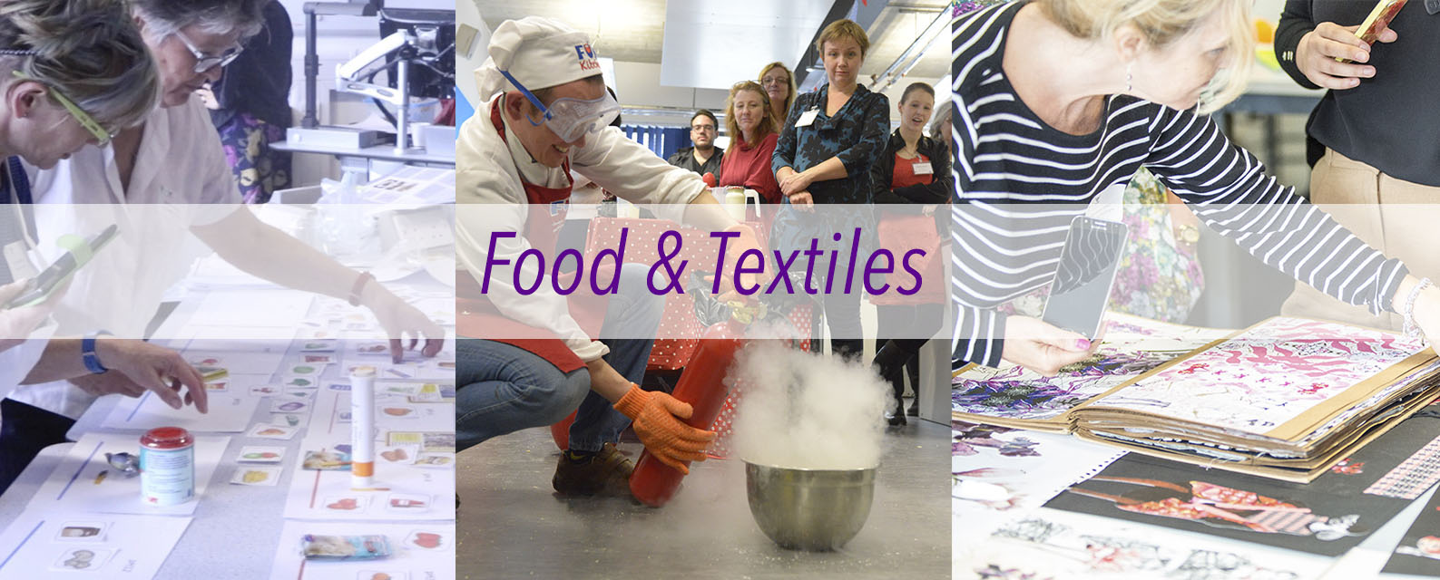 Food & Textiles Teaching Plymouth