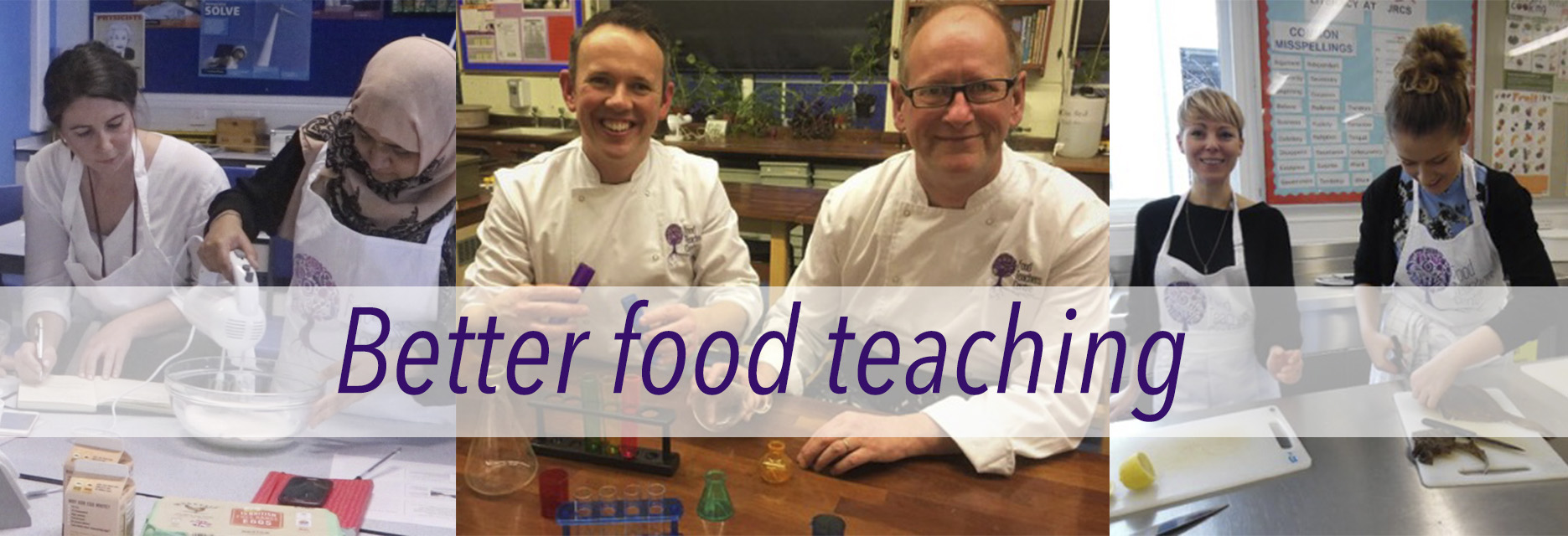 Food Teachers Centre workshops