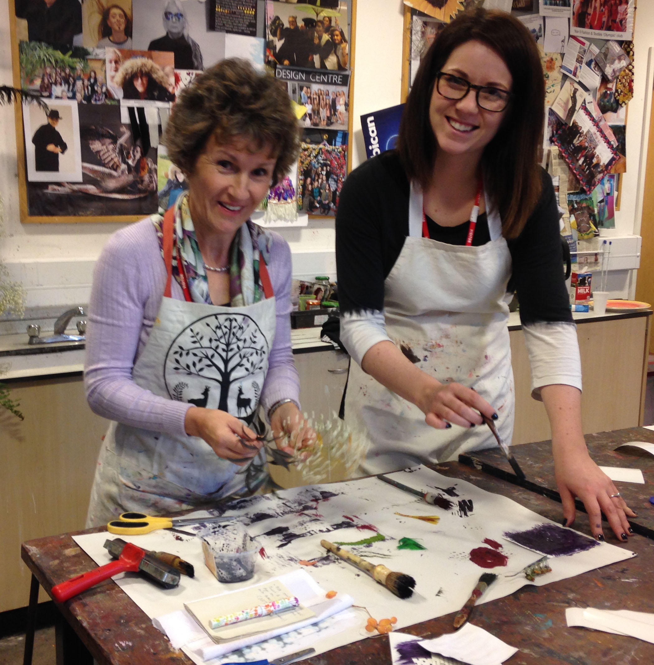 Textiles Skills Academy Workshop