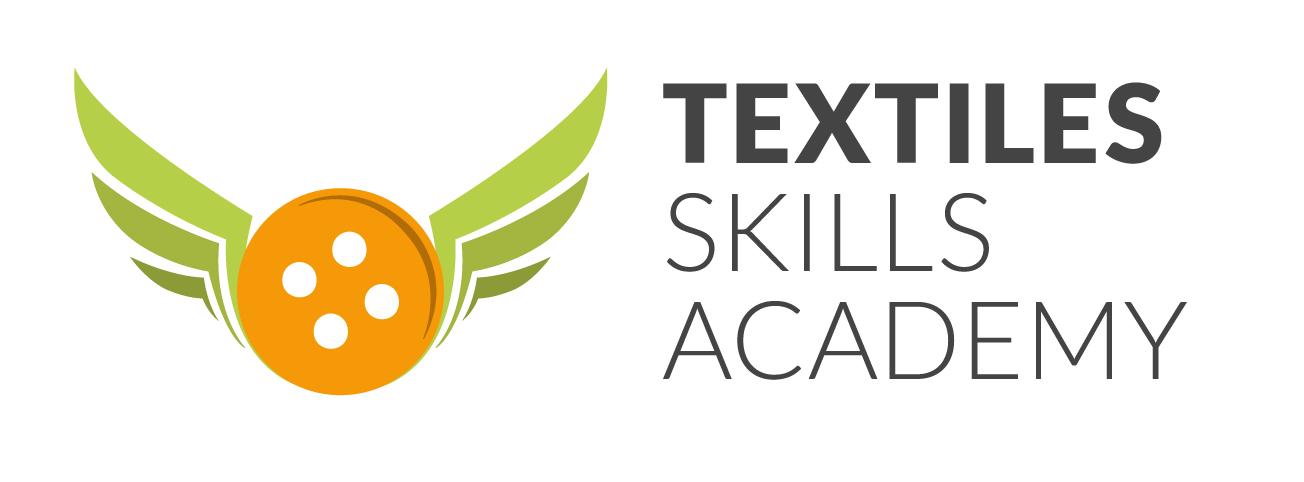 Textiles Skills Academy Logo