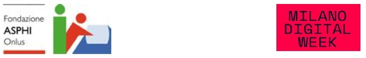 Logo Asphi e Logo Digital Week