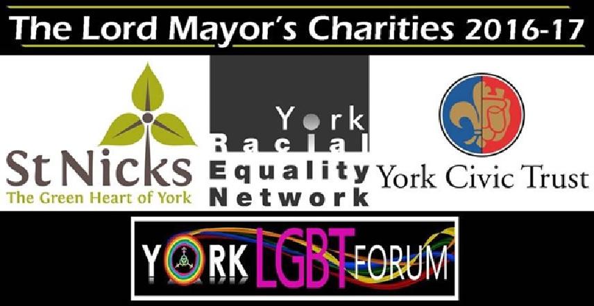 Lord Mayors Charities Logo