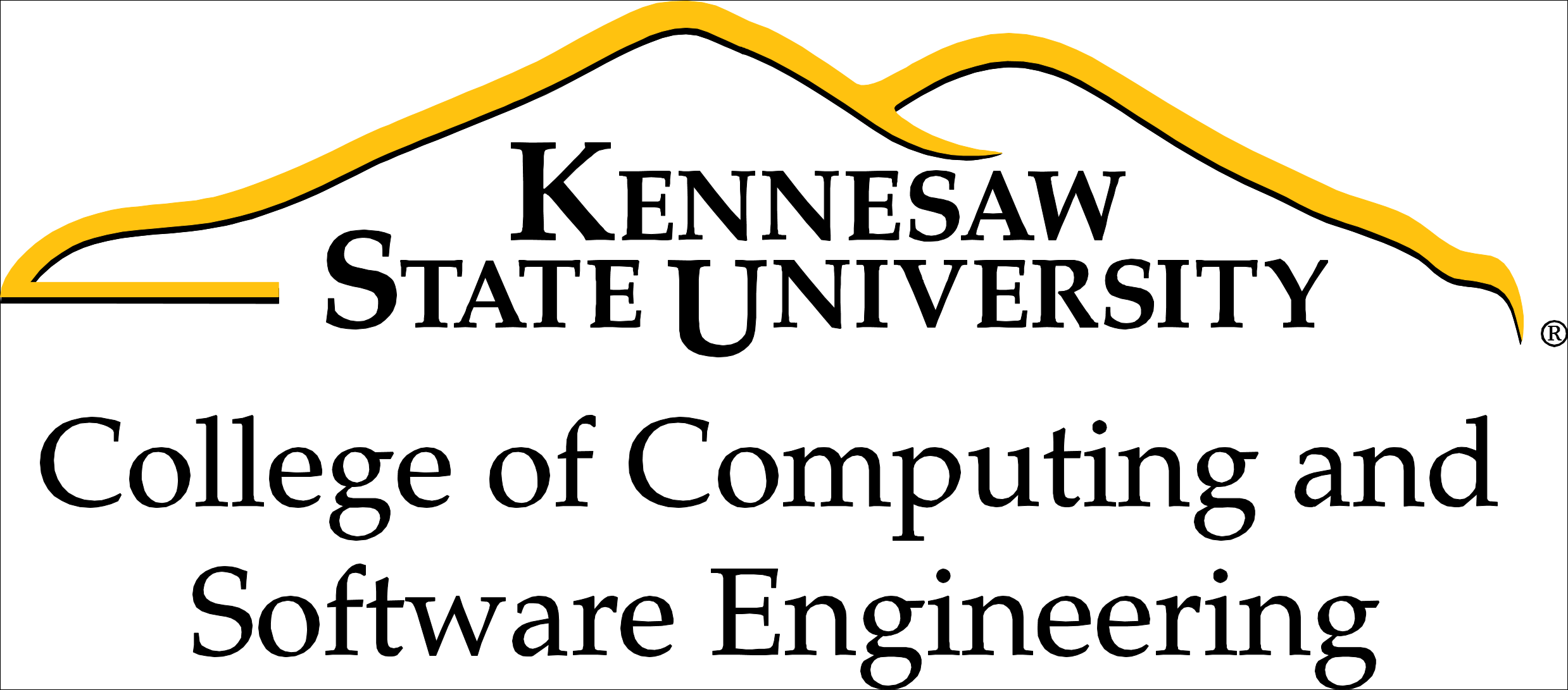 Kennesaw State College of Computing and Software Engineering Logo